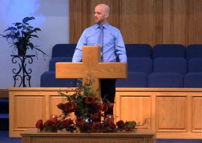 When Feeling Left Behind – Pastor Tim Ingle