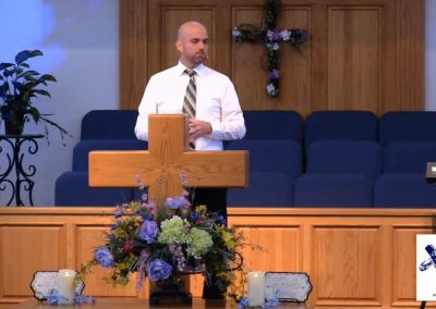 For The Day – Pastor Tim Ingle