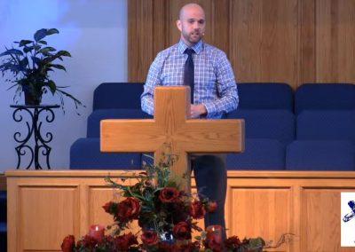 Filling the Void – Pastor Tim Ingle