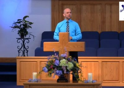A Solid Home – Pastor Tim Ingle