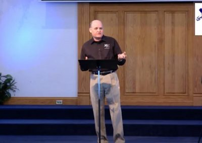 Share What You Have – Pastor Scott Cheshire
