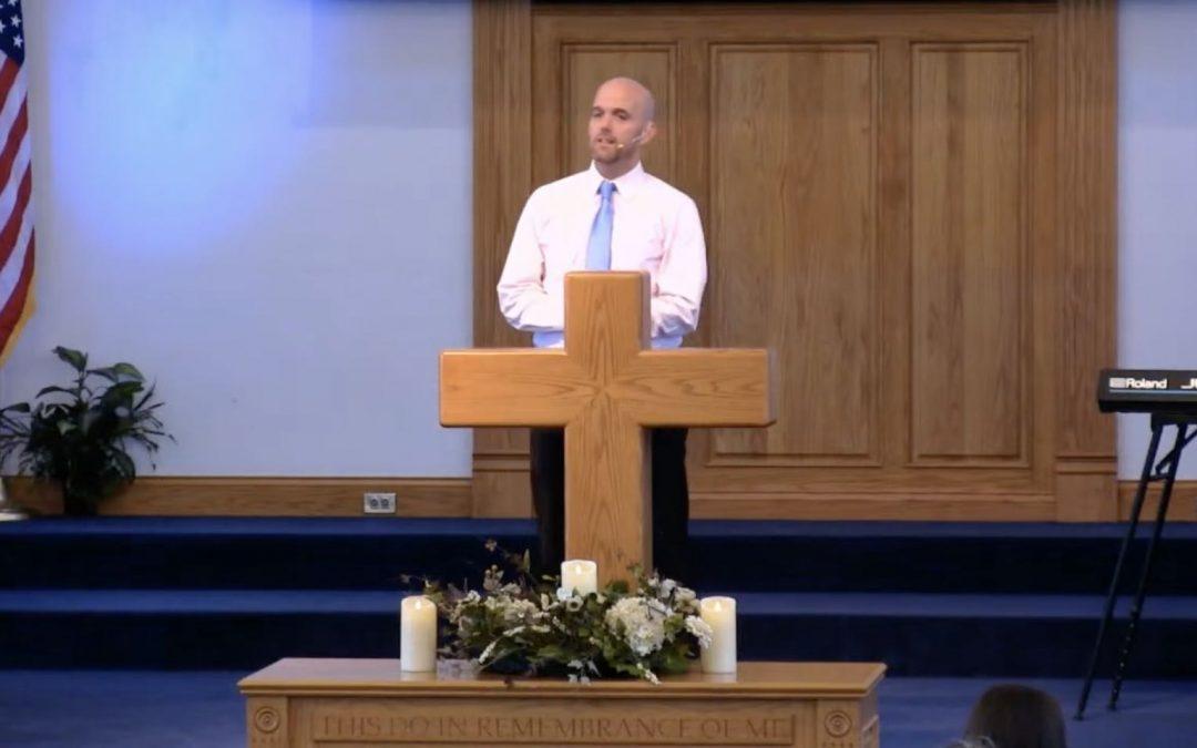 Formed – Pastor Tim Ingle