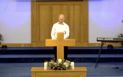 Sent – Pastor Tim Ingle