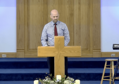 Party of One – Pastor Tim Ingle